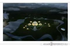 首届中蒙博览会主会场 蒙古包群落