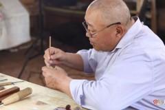 """有38年工作经验的蒙古国雕刻师,为什么将蒙古包称为""""会呼吸的建筑""""?"""