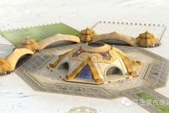 蒙古族建筑——锡林河景区