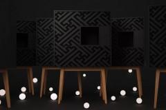 ONCH设计 - 蒙古元素 - 家具设计