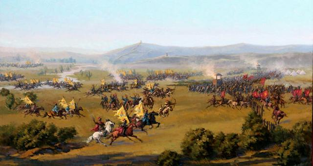 野狐岭大战 - 成吉思汗大破金军之经典战役  第2张