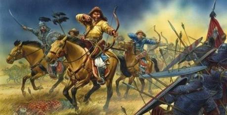 野狐岭大战 - 成吉思汗大破金军之经典战役  第1张