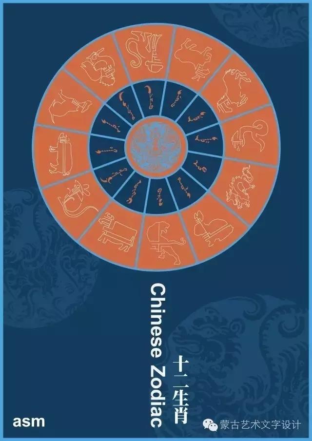 十二生肖创意设计欣赏(蒙古设计) 第4张