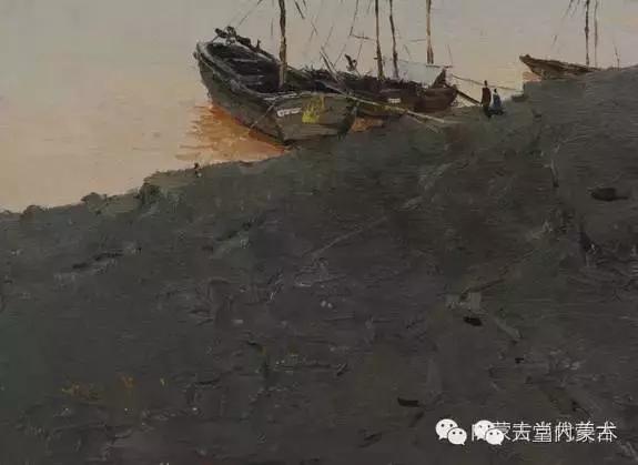 内蒙古油画家——敖恩作品欣赏 第9张