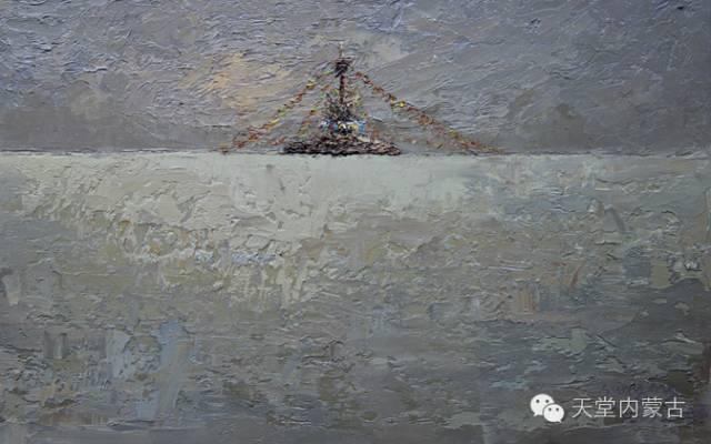 内蒙古呼伦贝尔油画家孙勇作品集 第7张
