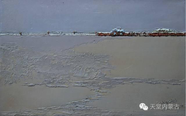 内蒙古呼伦贝尔油画家孙勇作品集 第6张