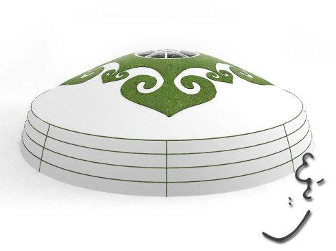 蒙古字 设计5