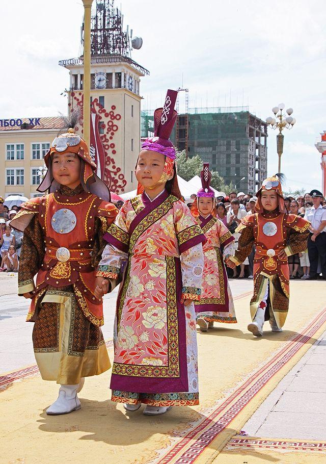 蒙古族的婚礼文化 第1张