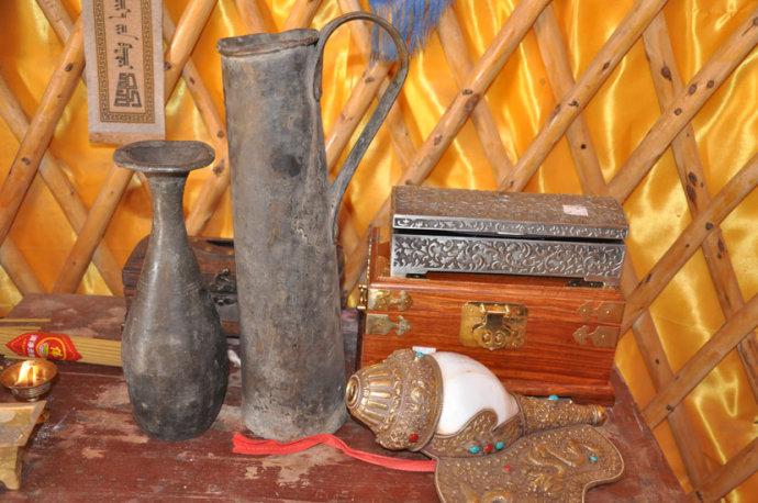 蒙古族传统用具(组图) 第3张