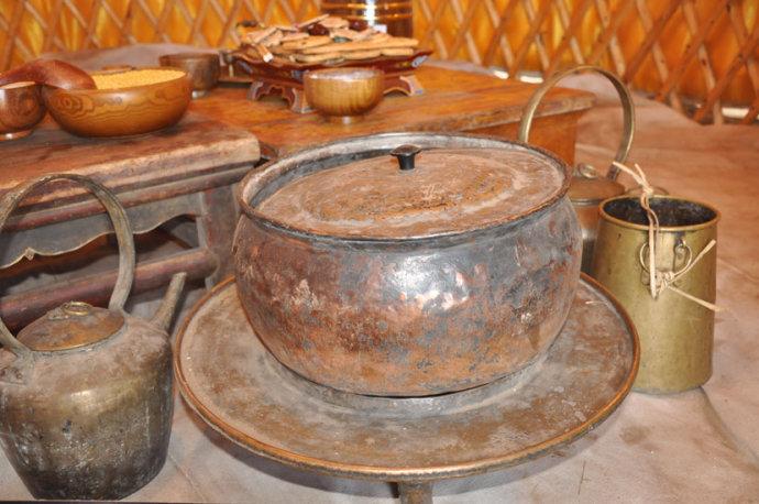 蒙古族传统用具(组图) 第9张