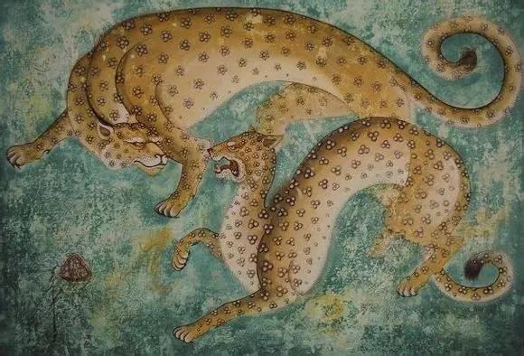 蒙古画家-Zayasaikhan Sambuu 第4张