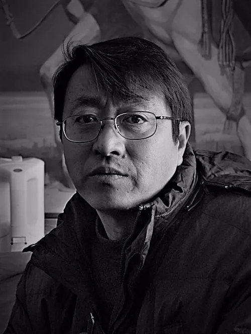 蒙古族画家敖恩油画作品欣赏 第1张