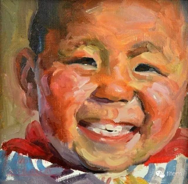 蒙古族画家巴孟和油画作品分享 第13张
