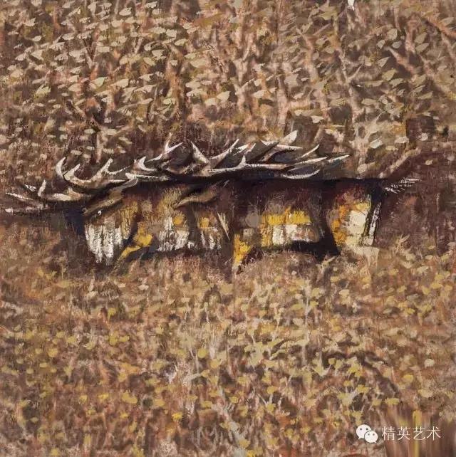 蒙古族版画家 · 国画家塔琳托娅的重彩画作品欣赏20180525_190909_347.jpg