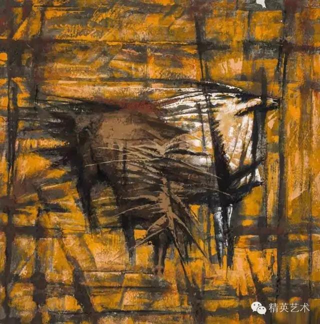 蒙古族版画家 · 国画家塔琳托娅的重彩画作品欣赏20180525_190909_349.jpg