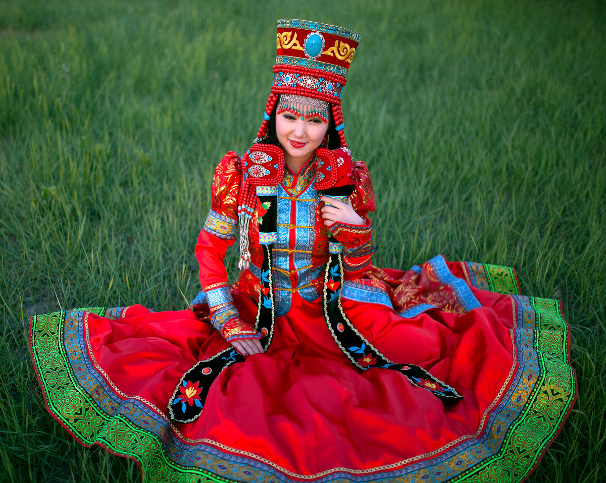 浅析蒙古民族传统文化--哈达之礼 第1张