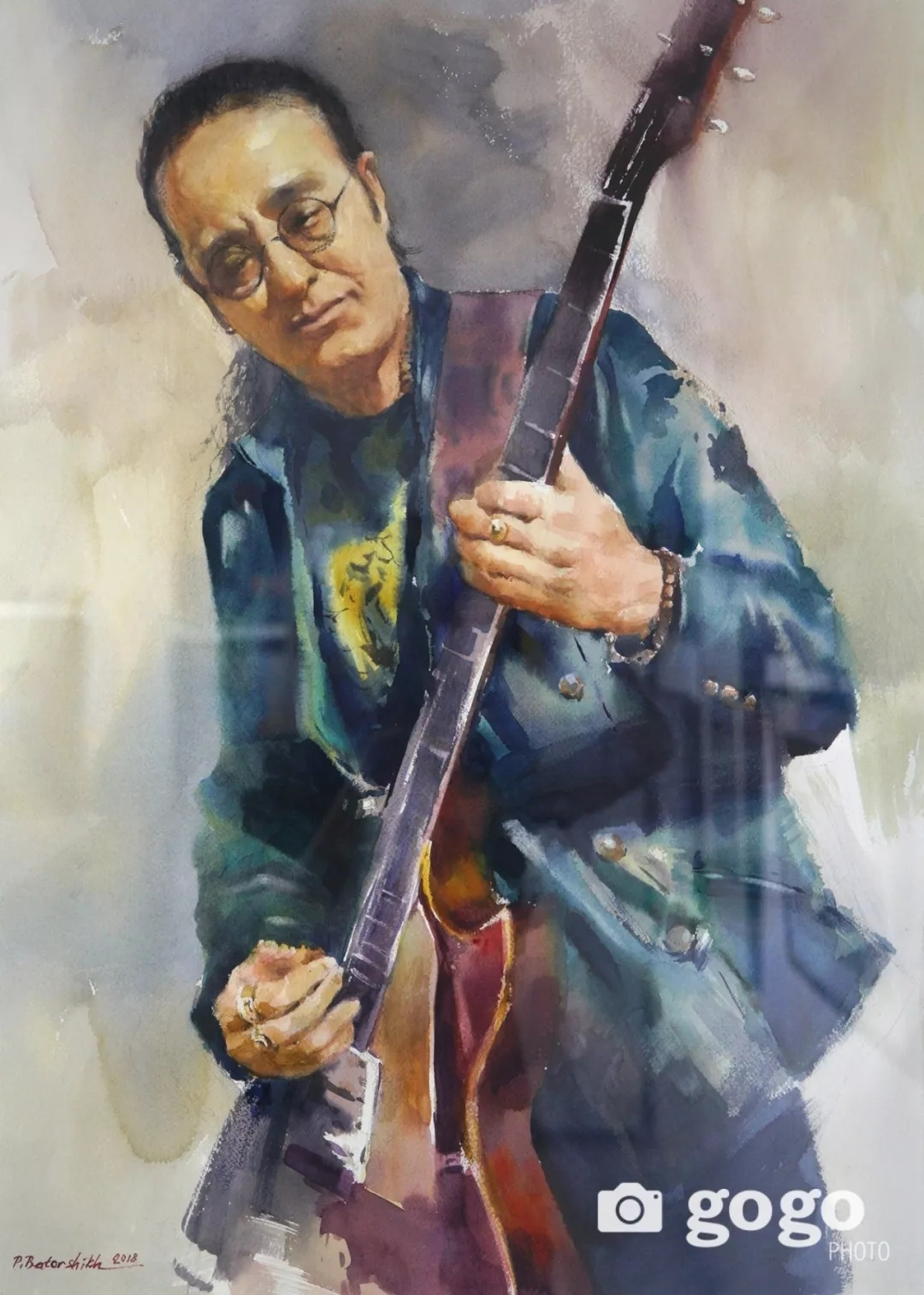 传奇摇滚乐队、流行歌手、艺术家肖像画展在蒙古国开幕20180531_081545_003.jpg