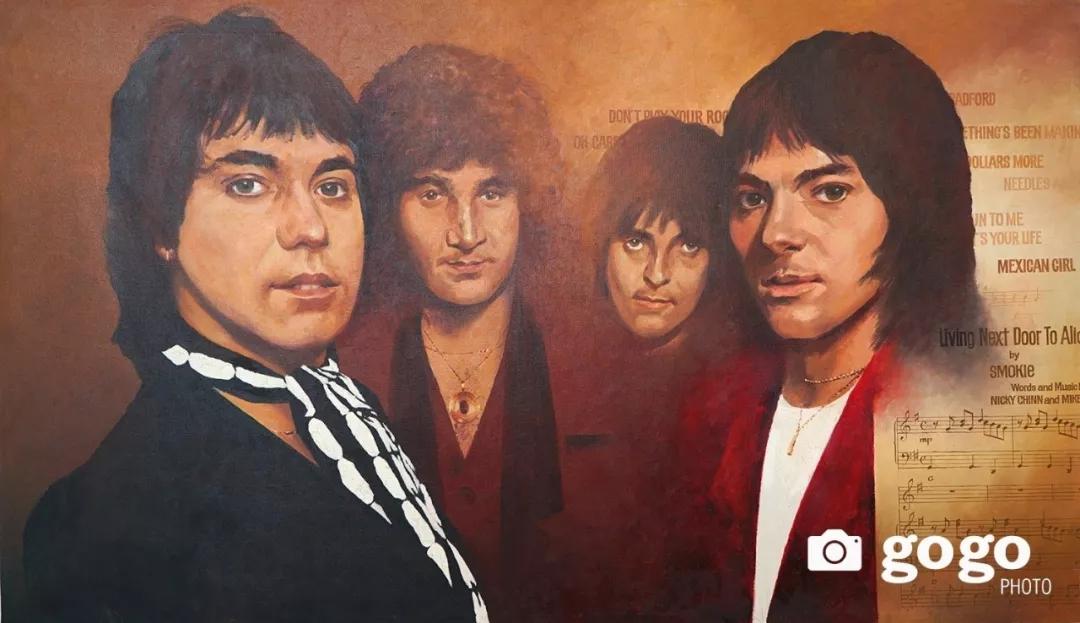 传奇摇滚乐队、流行歌手、艺术家肖像画展在蒙古国开幕 第19张