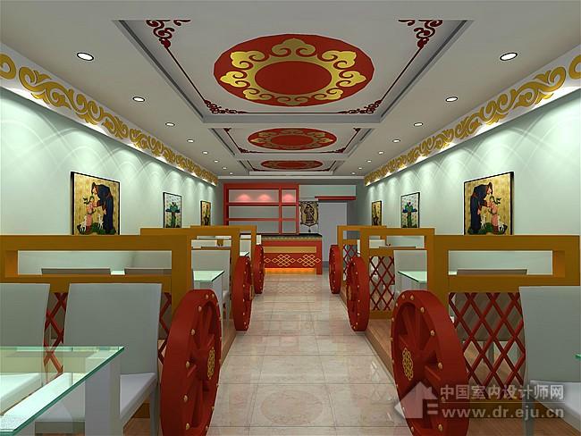 【蒙古风】蒙古室内设计 第7张