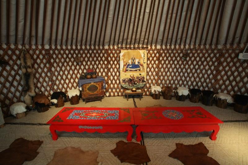 【蒙古风】蒙古室内设计 第8张