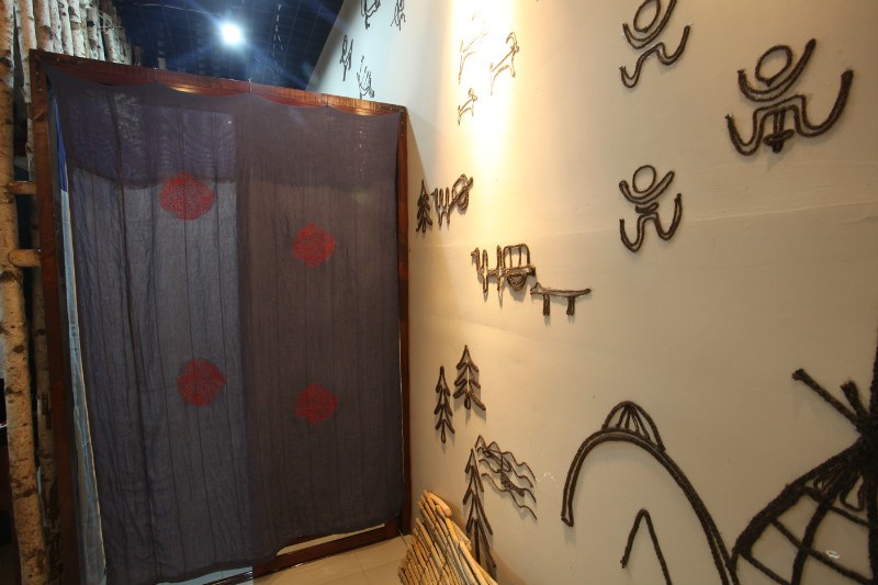 【蒙古风】蒙古室内设计 第9张