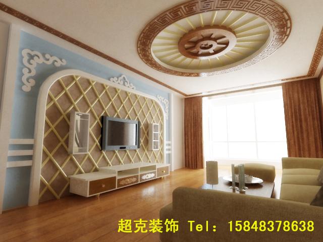 【蒙古风】蒙古室内设计 第14张