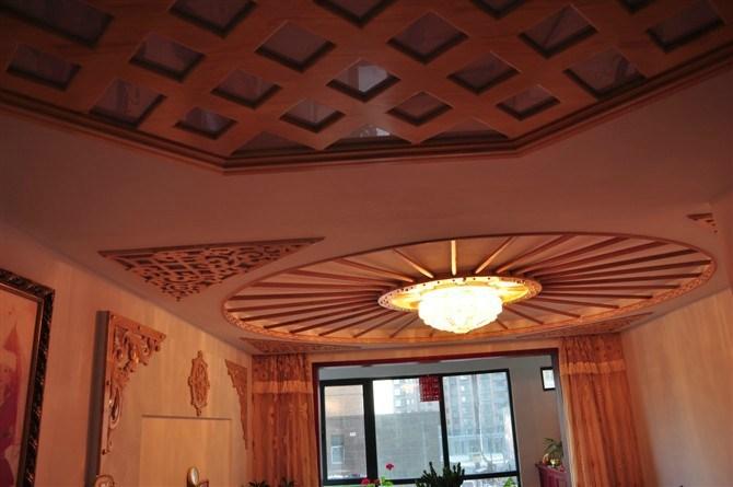 【蒙古风】蒙古室内设计 第15张