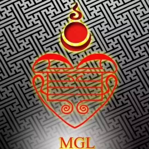 一组超酷的蒙古艺术字设计作品欣赏 - 第3张