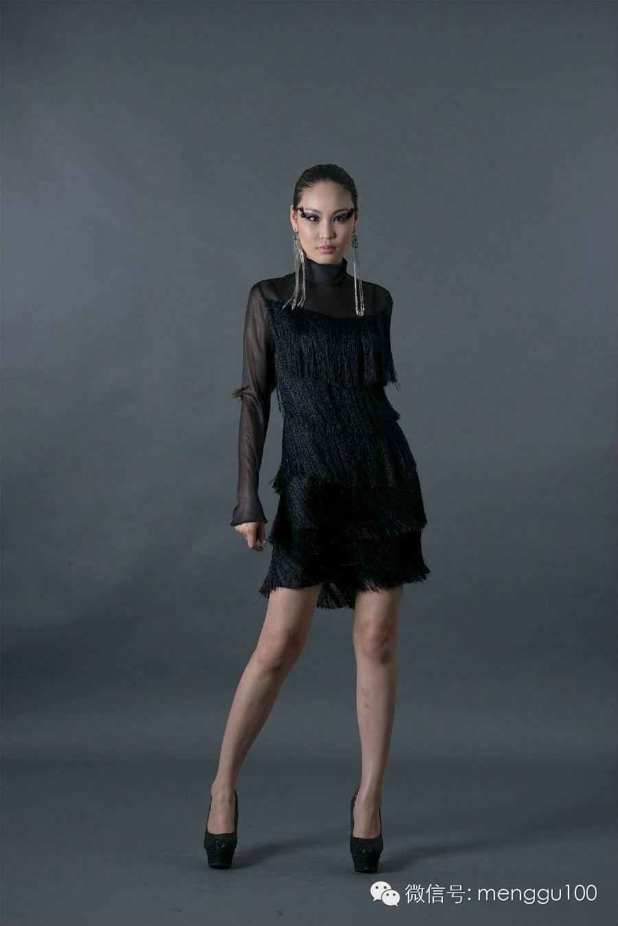【服装服饰】蒙古国本土皮装设计 第14张