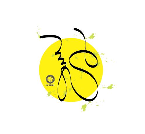 【蒙古达人】蒙古族设计师CHE-Design-蒙古名字艺术字,太帅了 第4张