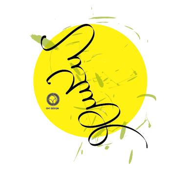 【蒙古达人】蒙古族设计师CHE-Design-蒙古名字艺术字,太帅了 第15张