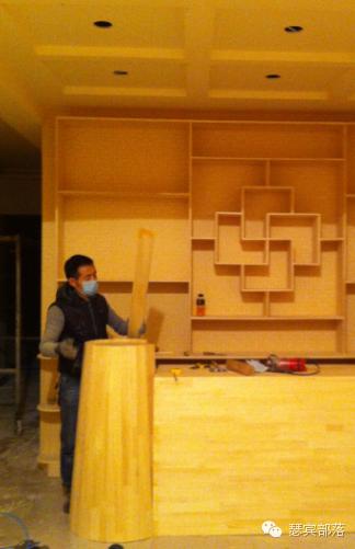 蒙古风格装饰装修设计施工完整的流程图 第9张