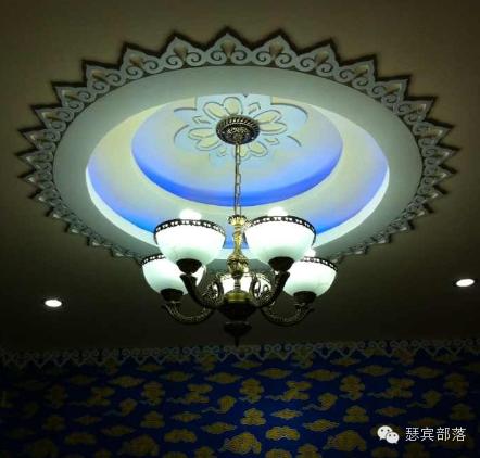 蒙古风格装饰装修设计施工完整的流程图 第24张
