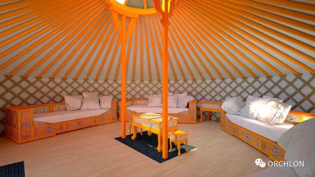 建筑设计|德国蒙古度假酒店设计 第14张