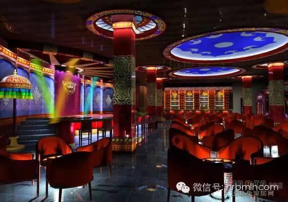蒙古风格设计 酒吧图 第4张