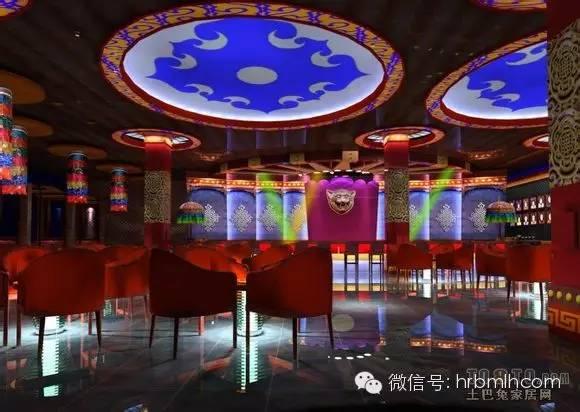 蒙古风格设计 酒吧图 第5张