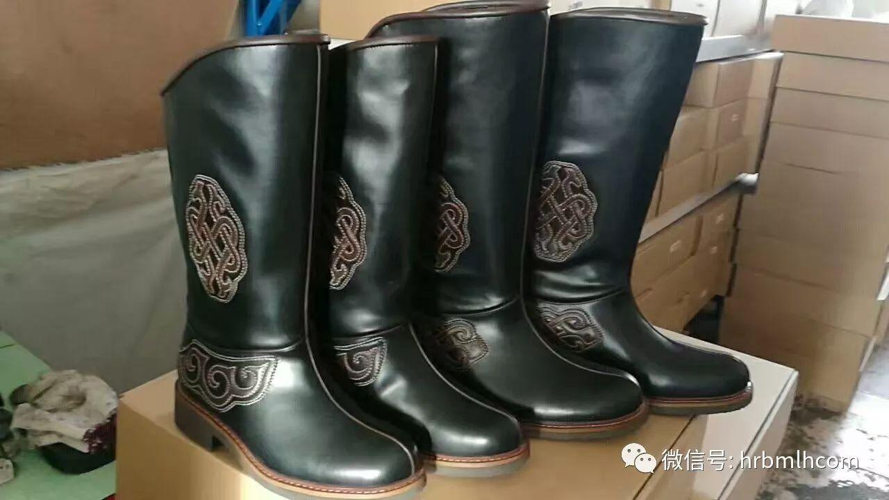 新款蒙古皮靴 第1张