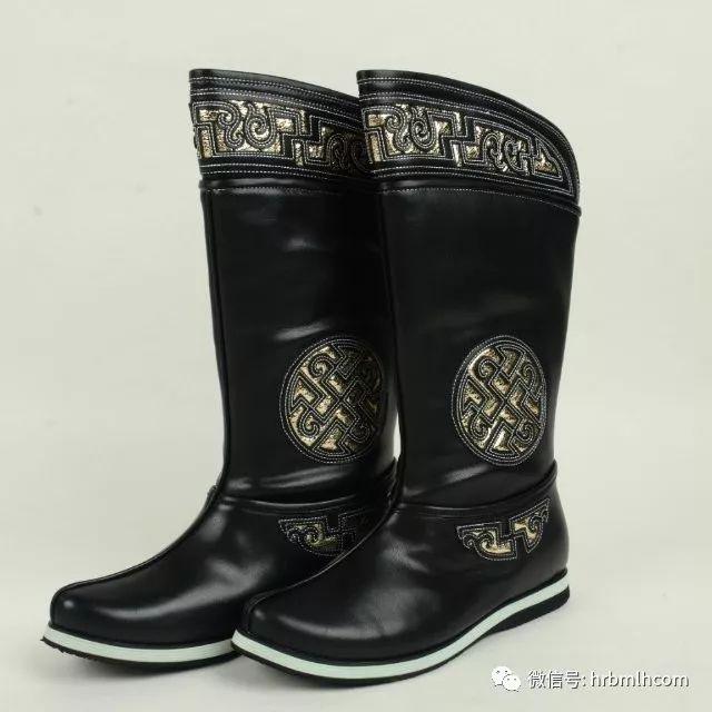 新款蒙古皮靴 第3张