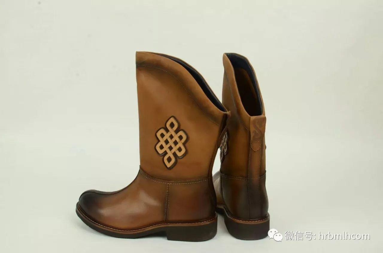 新款蒙古皮靴 第4张