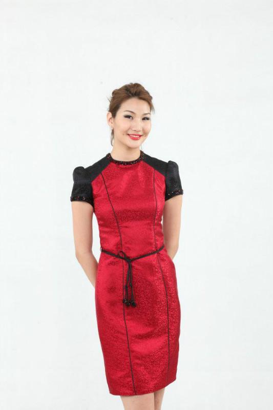 【风彩蒙古】值得借鉴!蒙古风格的时尚服装设计 第10张