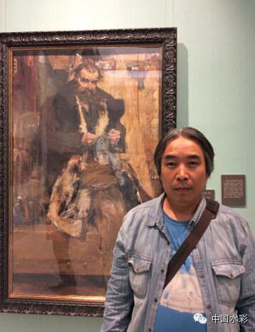 专题:内蒙古水彩师生作品展示 第12张
