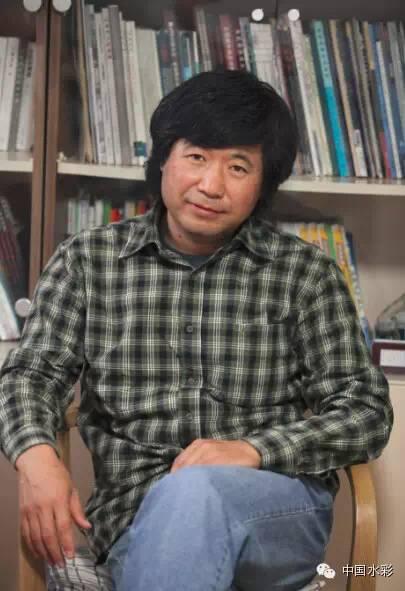 专题:内蒙古水彩师生作品展示 第17张