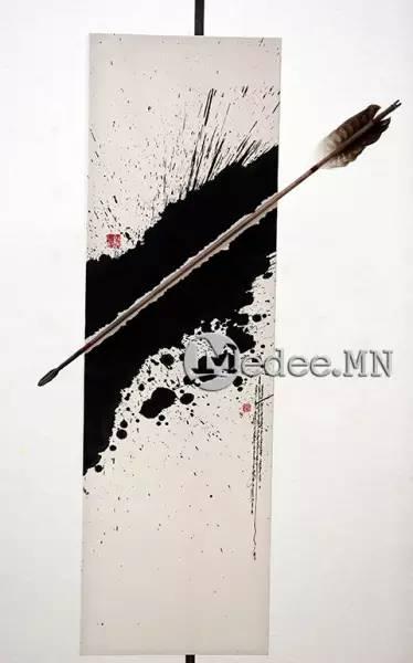 蒙古国举办传统蒙古文书法展览,弘扬传统文化 第14张