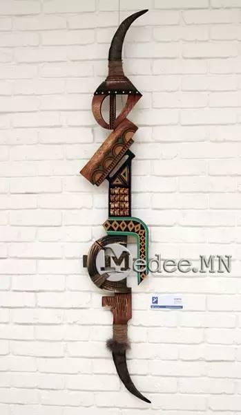 蒙古国举办传统蒙古文书法展览,弘扬传统文化 第20张