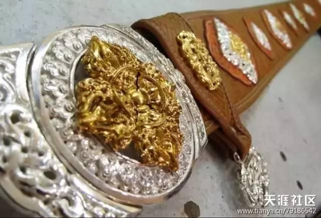【蒙古文化】让你惊叹的蒙古工艺 每一件都价值连城 第4张