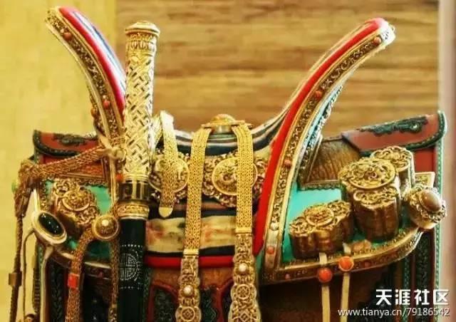 【蒙古文化】让你惊叹的蒙古工艺 每一件都价值连城 第3张