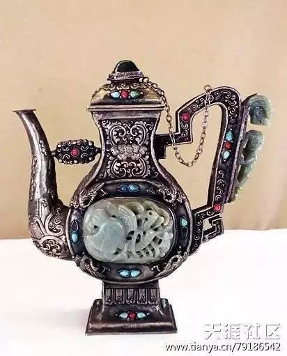 【蒙古文化】让你惊叹的蒙古工艺 每一件都价值连城 第14张