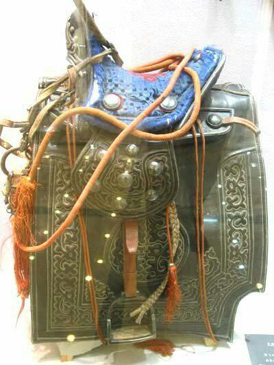 〖工艺〗蒙古族民俗文化 —— 蒙古马鞍欣赏 第4张