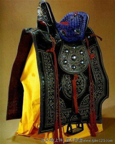 〖工艺〗蒙古族民俗文化 —— 蒙古马鞍欣赏 第9张