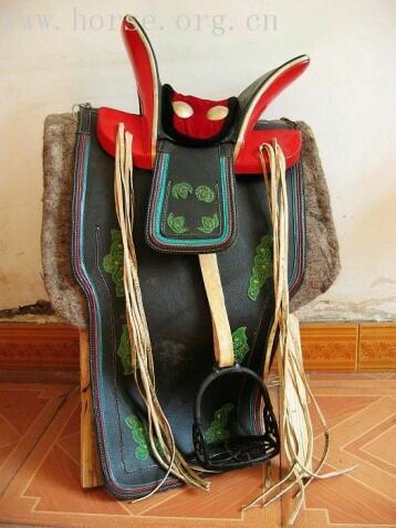 〖工艺〗蒙古族民俗文化 —— 蒙古马鞍欣赏 第12张